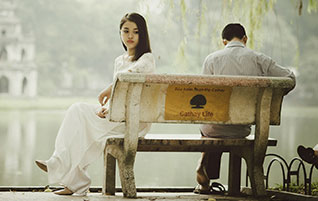 Confession Is Good for the Soul. (Couple in Conflict)