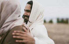 Jesus Is Hiring Miracle-Working Believers for His Harvest. (Jesus walking with man)